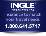 Ingle International travel insurance for visitors to Canada