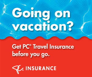 PC Financial Travel Insurance